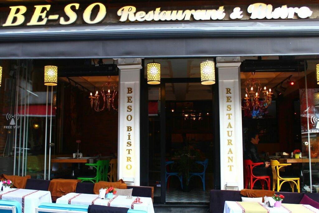 restoranlar — Be-So Restaurant & Bistro — Fatih, photo 1