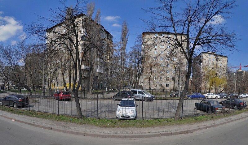 Апартаменты Borschagovskaya 6 - Home-Hotel