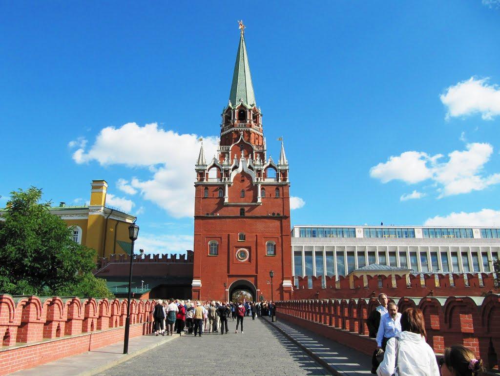 «Московский Кремль» фото 4