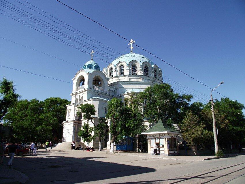 православный храм — Свято-Николаевский собор, г. Евпатория — Евпатория, фото №8