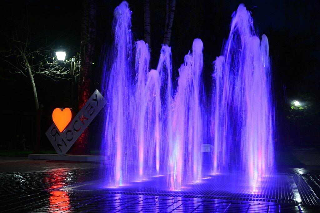 парк культуры и отдыха — Каток с натуральным льдом — Москва, фото №5
