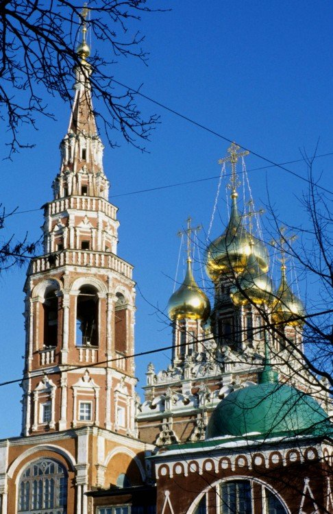 православный храм — Храм Воскресения Христова в Кадашах — Москва, фото №4