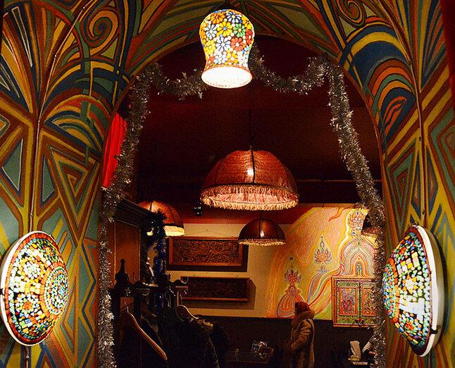 кафе — Джаганнат — Москва, фото №9