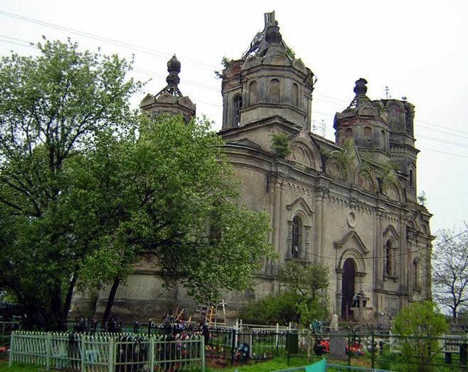 orthodox church — Tserkov Troitsy Zhivonachalnoy V Issade — derevnya Issad, фото №8