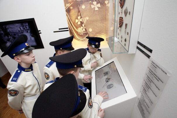 музей — Стрелецкие палаты — Москва, фото №6