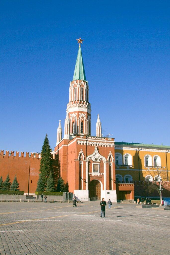Картинка никольская башня