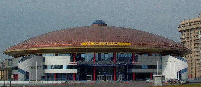 спортивный комплекс — Дворец игровых видов спорта — Екатеринбург, фото №7