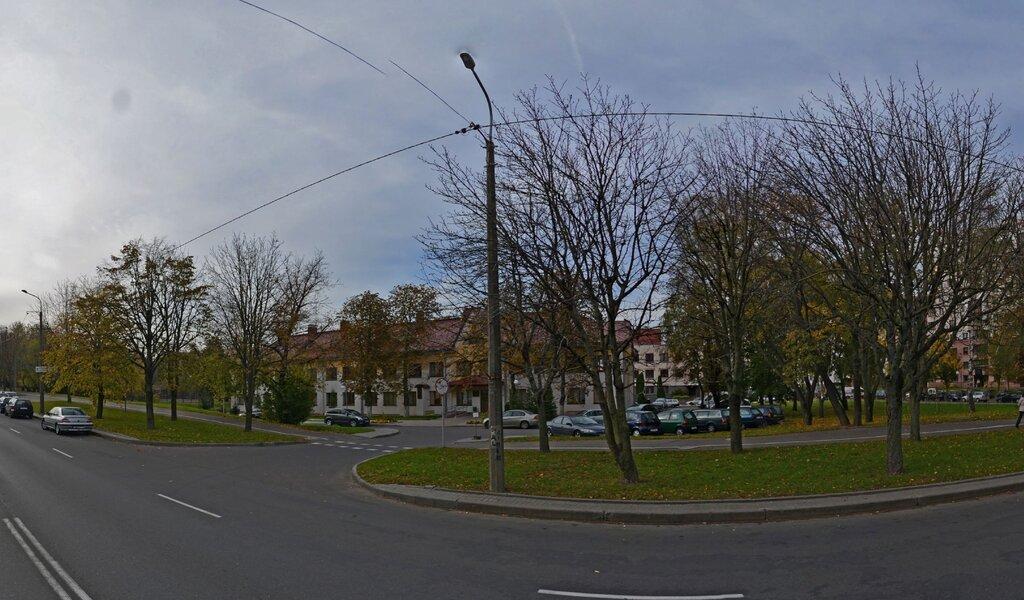 Панорама швидка медична допомога — Городская станция скорой медицинской помощи — Минск, фото №1