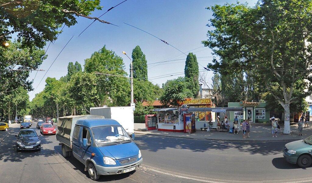 Панорама кафе — Кафе Восток — Одесса, фото №1