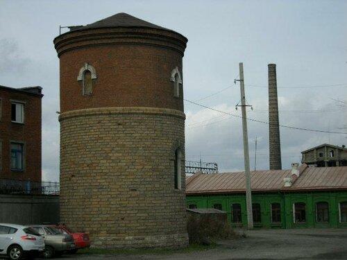 Водонапорная башня в слюдянке википедия посмотреть