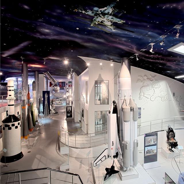 «Музей космонавтики» фото 8