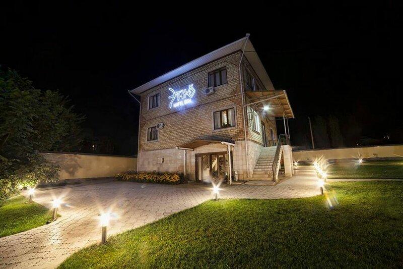Ethno Hotel Osh