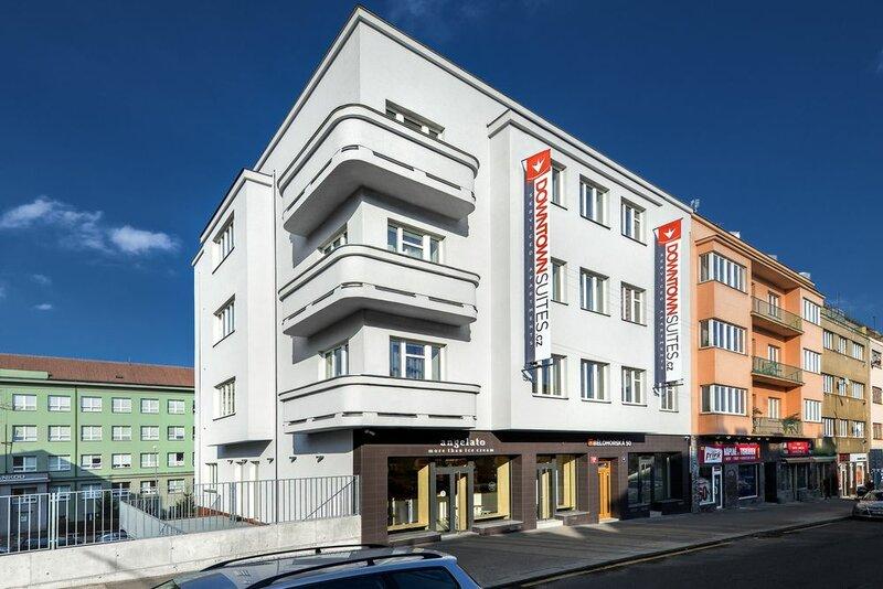Downtown Suites Belohorska