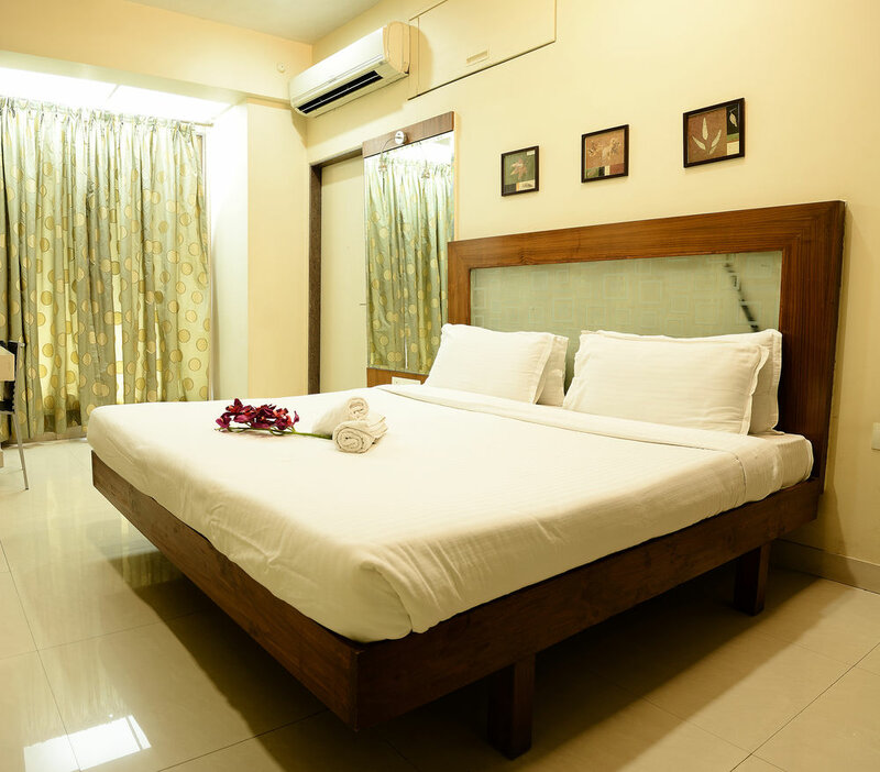 Seven Serviced Apartment Bandra