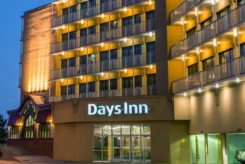 Days Inn by Atlantic City Oceanfront-Boardwalk
