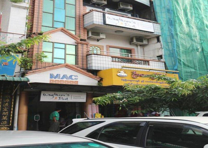 Wayfarer's Rest - Chinatown