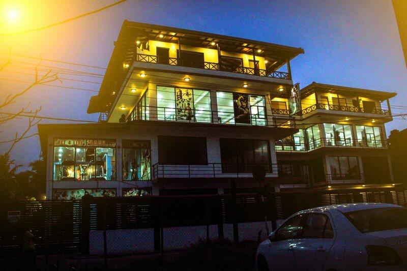 Cozy Sea View Inn