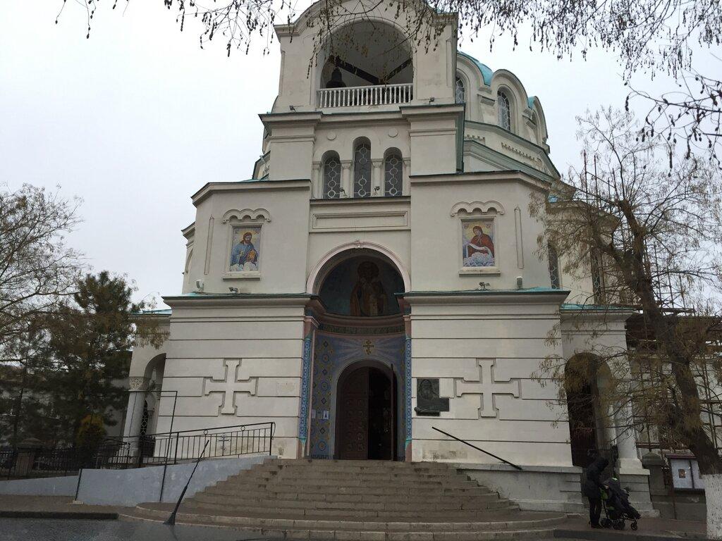 православный храм — Свято-Николаевский собор, г. Евпатория — Евпатория, фото №5