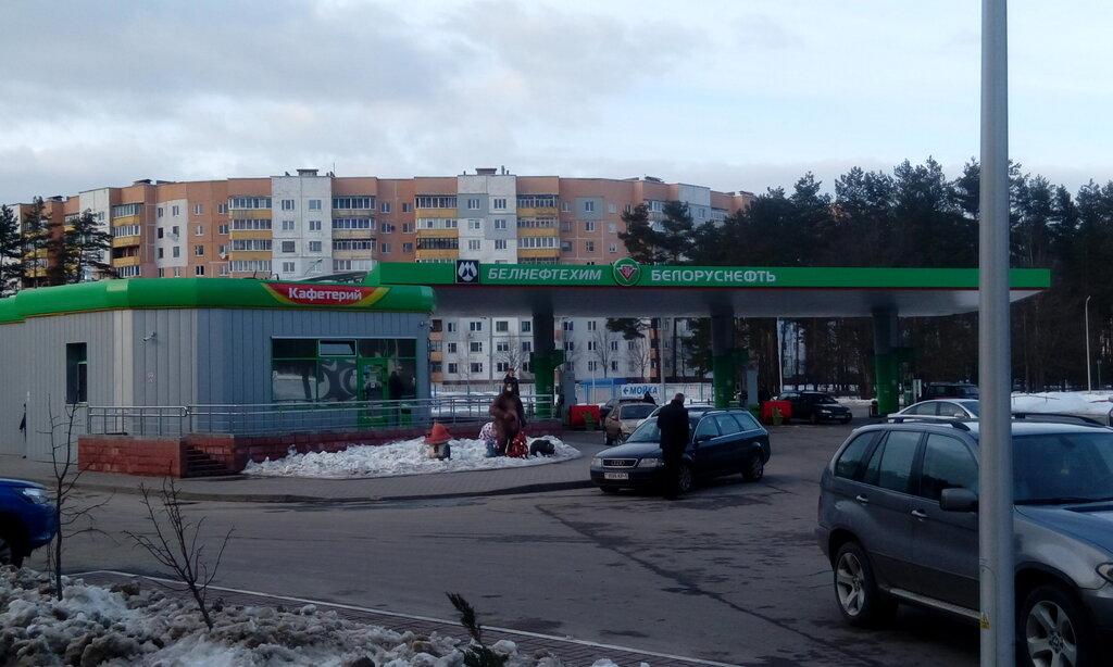АЗС — Белоруснефть — Борисов, фото №1