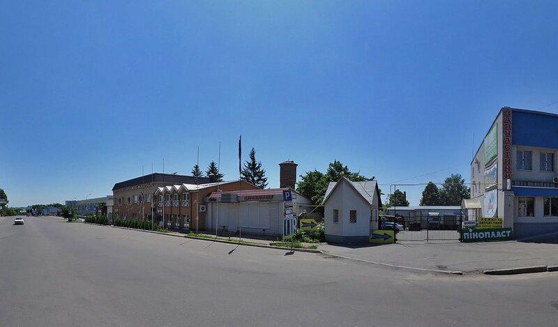 Отельно-ресторанный комплекс Околыця