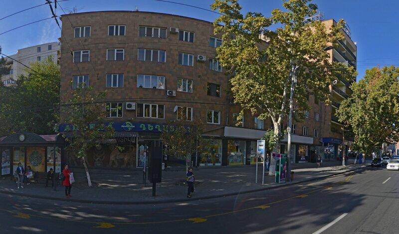 Lilia Apartment on Mashtots Street