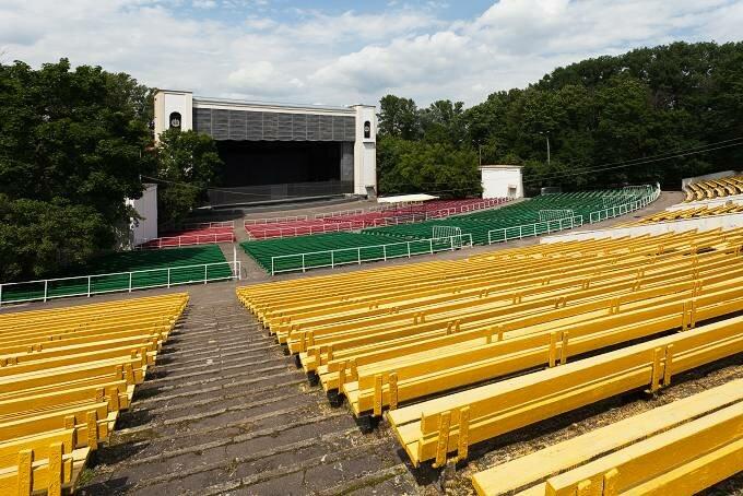 зеленый театр в москве фото только том случае