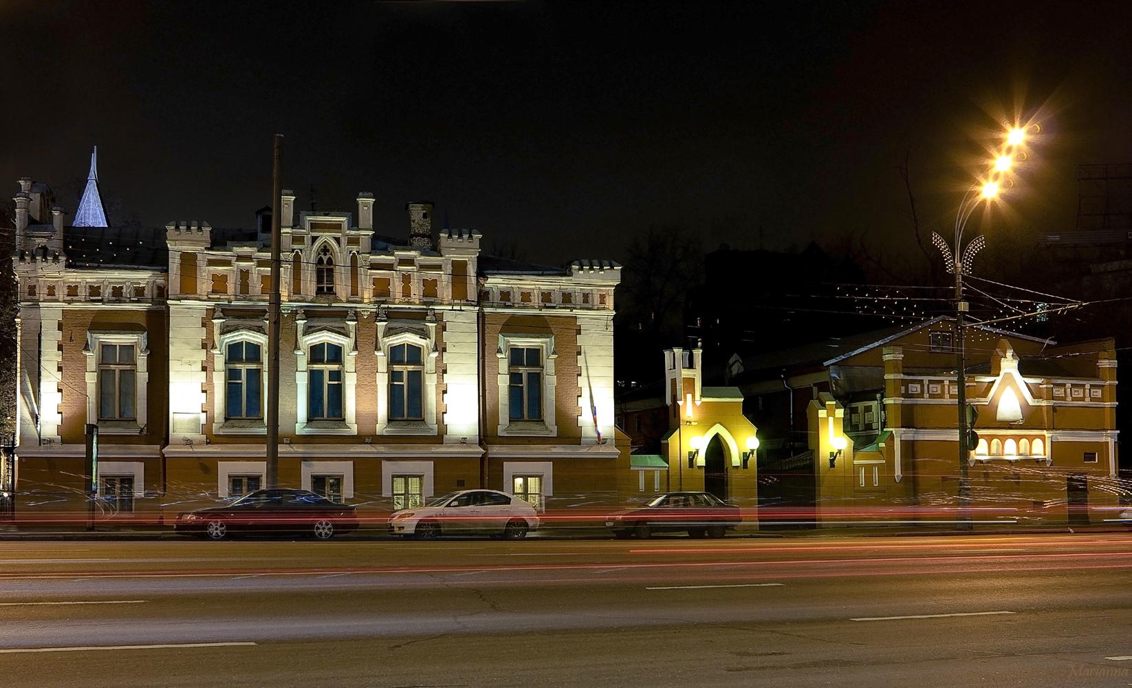 «Государственный центральный театральный музей им.Бахрушина А.А.» фото 5