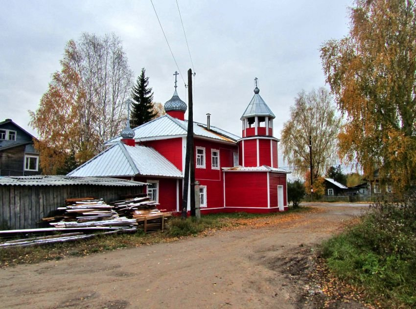 село благовещенское архангельской области фото думают, что