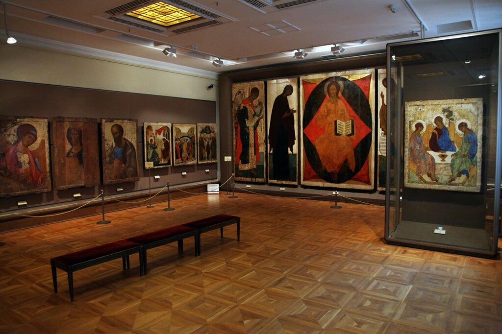 музей — Государственная Третьяковская галерея — Москва, фото №1