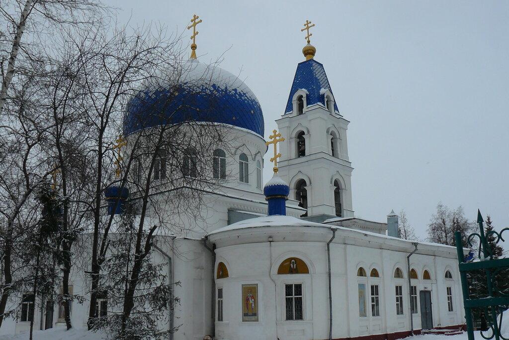 Старинные фото церкви в зуе