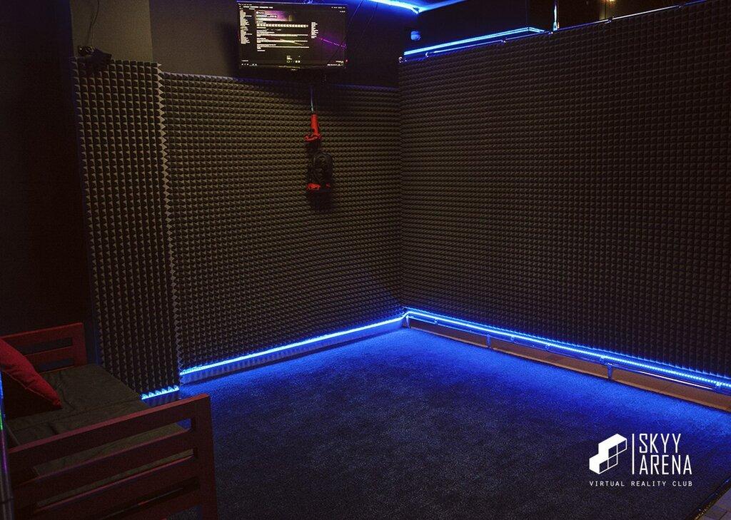 клуб виртуальной реальности — VR-парк Скай Арена — Новосибирск, фото №10