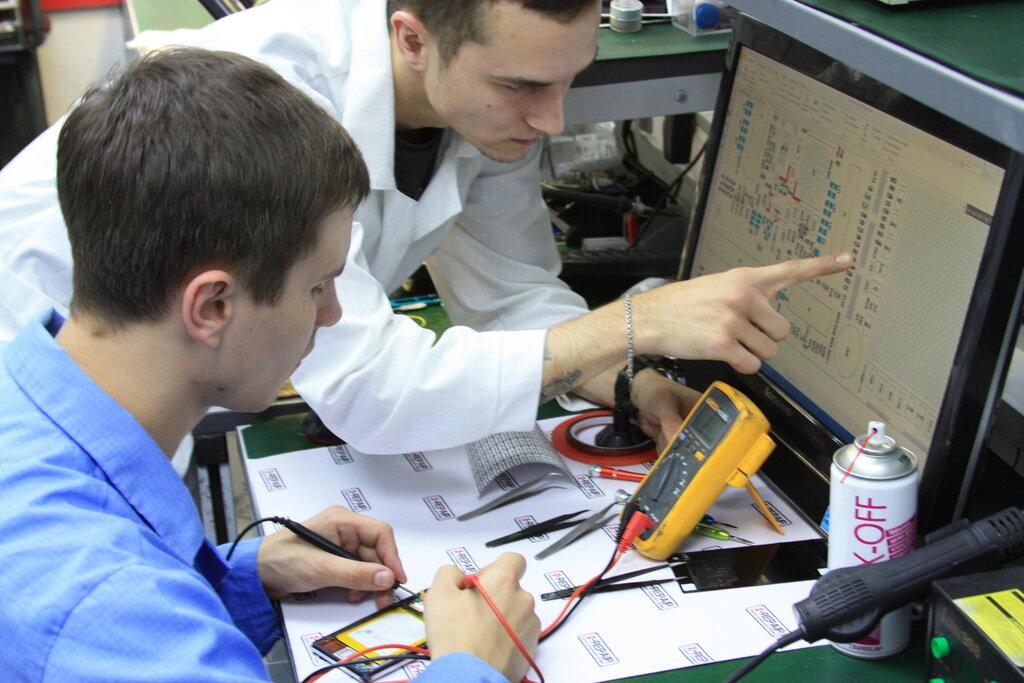 ремонт телефонів — X-Repair — Москва, фото №3