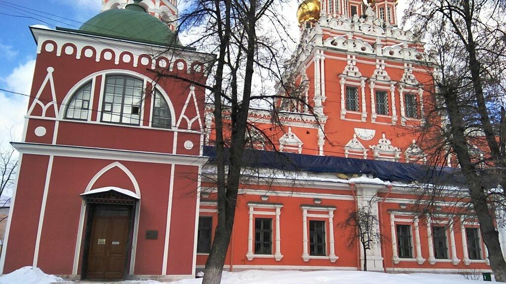 православный храм — Храм Воскресения Христова в Кадашах — Москва, фото №3