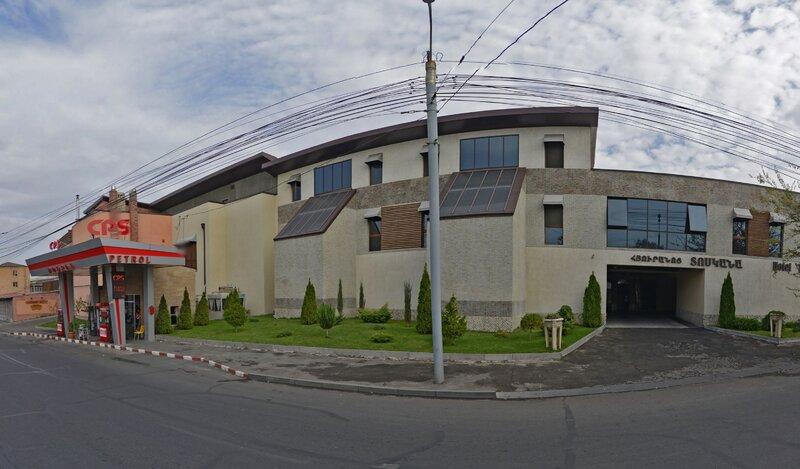 Гостиничный комплекс Тоскана