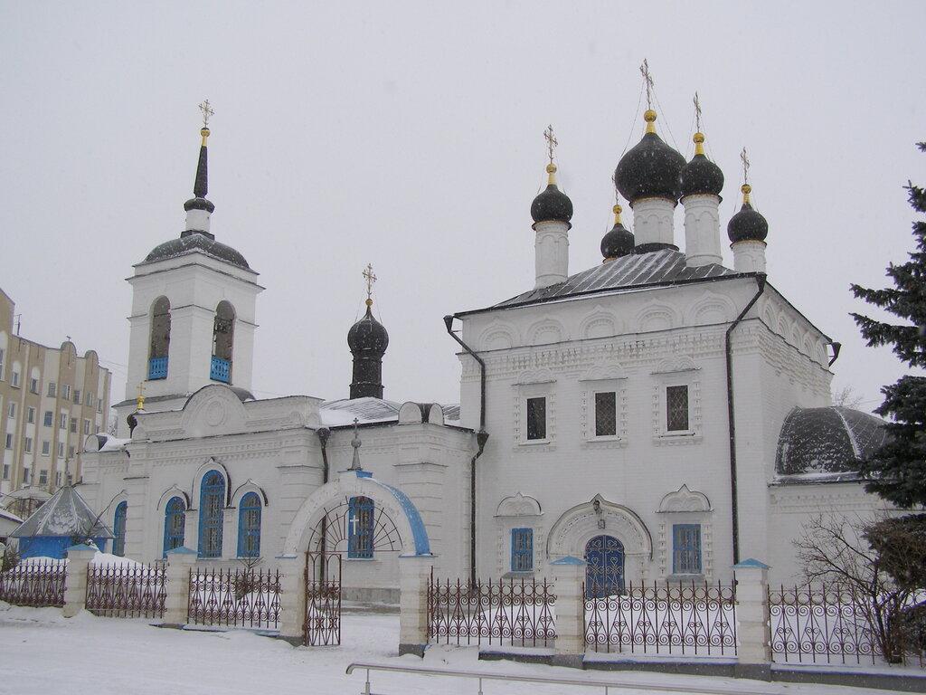 православный храм — Иоанно-Богословский Кафедральный собор — Саранск, фото №3