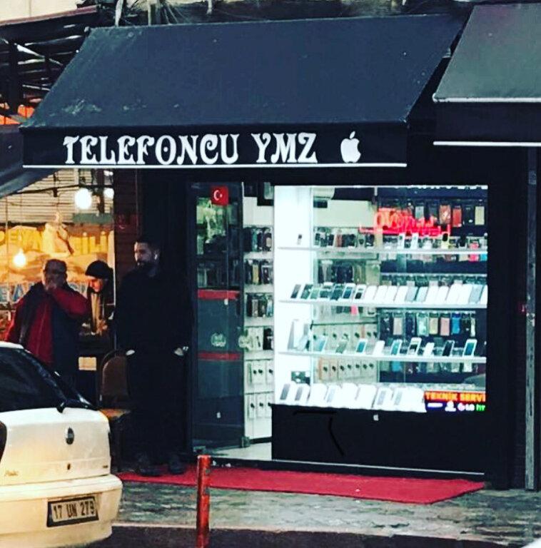 mobile phone store — Telefoncu Ymz — Beyoglu, photo 1