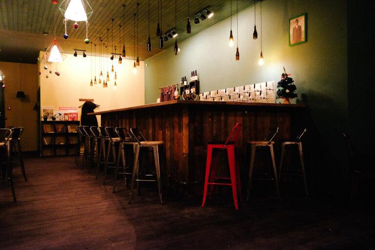 pub, bar — SourGood — Saint Petersburg, фото №1