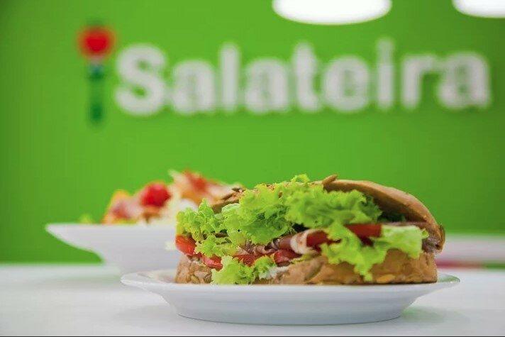 кафе — Salateira — Минск, фото №2