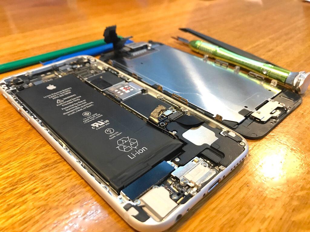 ремонт телефонів — X-Repair — Москва, фото №2