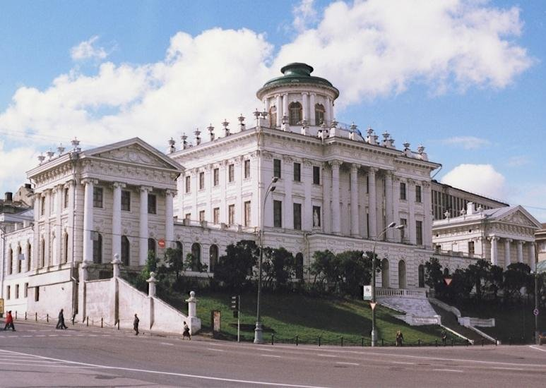 музей — Дом Пашкова — Москва, фото №5