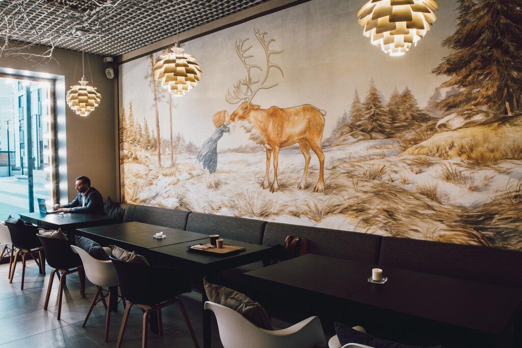 кафе — Hygge — Москва, фото №4