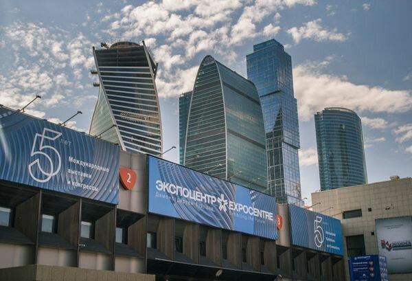 выставочный центр — Экспоцентр — Москва, фото №10