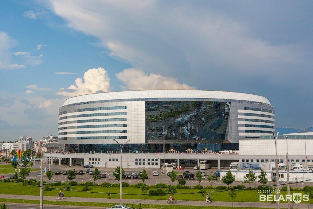 спортивный комплекс — Минск-Арена — Минск, фото №1