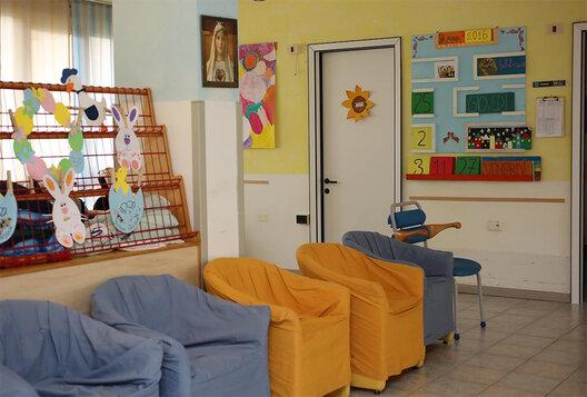 Casa Albergo di Lieto Soggiorno, nursing home, Italy, Emilia ...