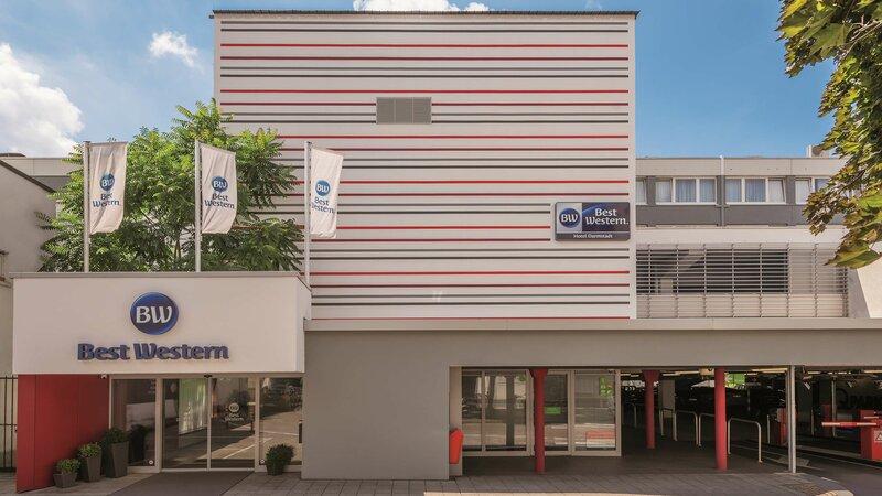 Best Western Hotel Darmstadt Mitte