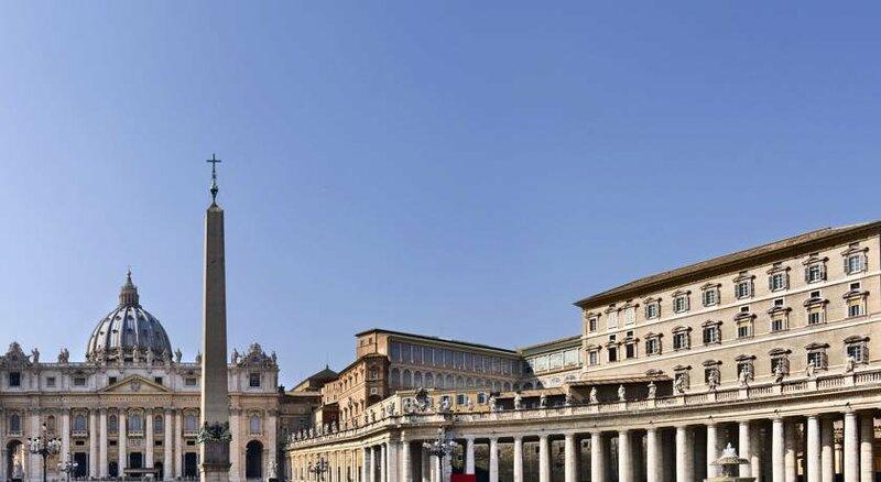 Vatican Window