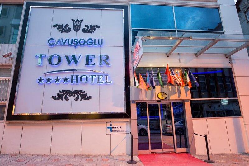 Cavusoğlu Tower Hotel