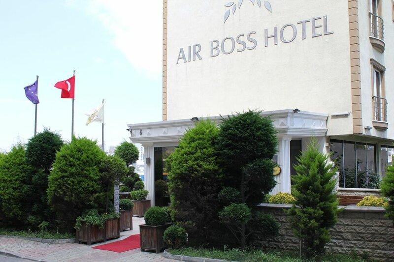 Air Boss Стамбул Аэропорт и Fair Hotel