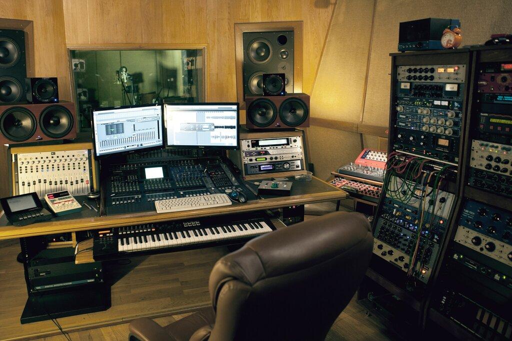 студия звукозаписи — Nrg Records — Москва, фото №1