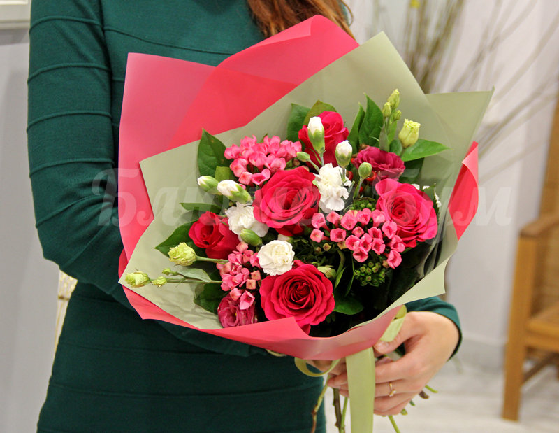 Доставка цветов по россии набережные челны отзывы, круглосуточно букет